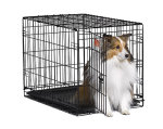 iCrate 1530 Single Door Folding Dog Crate