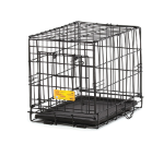 Life Stages ACE-418 Single Door Folding Dog Crate