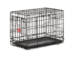 Life Stages ACE-422DD Double Door Folding Dog Crate