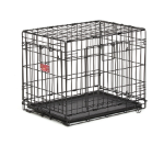 Life Stages ACE-424DD Double Door Folding Dog Crate