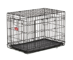 Life Stages ACE-430DD Double Door Folding Dog Crate