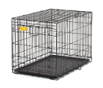 Life Stages ACE-436 Single Door Folding Dog Crate