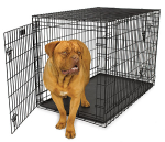 Ultima Pro Double Door Folding Dog Crate Model 748UP