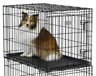 Midwest SL35ST Stackable Dog Crate