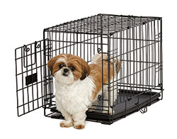 Life Stages ACE-422 Single Door Folding Dog Crate
