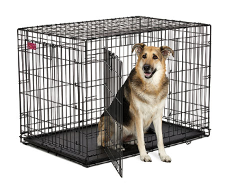 Life Stages ACE Double Door Folding Dog Crate