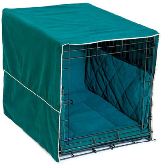 Crate Cover 3-Piece Set: Hunter Green