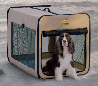 Day Tripper 1736DT Portable Soft Crate