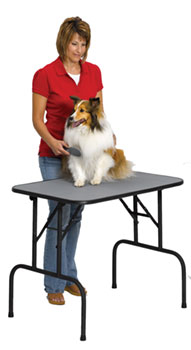 "Model G3624 36"" Grooming Table"