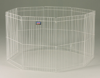 Model 100-29 Small Animal Exercise Pen by Midwest