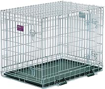 Life Stages LS-1636UL Three Door Folding Dog Crate