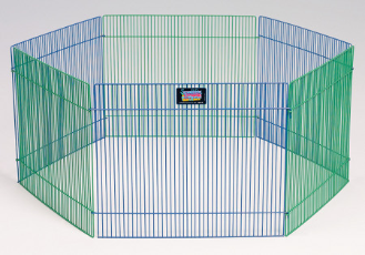 Model 100-15 Small Pet Playpen
