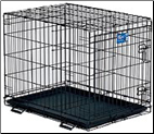 Life Stages 1622 Single Door Folding Dog Crate