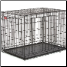 Life Stages ACE Double Door crates offer quality, eas of use and enhanced security