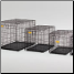 Life Stages Single Door Crates come in a variety of sizes