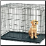FREE Divider Panel - allows your crate to adjust to your growing dog