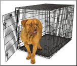 Ultima Pro Double Door Folding Dog Crate 700 Series