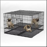 "Midwest 248-05 Puppy Playpen ½"" Slot Floor Grid"