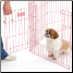 Step-Thru door allows easy access both for you and your pet