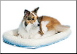 Quiet Time Beds: Natural Fleece