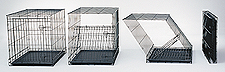 Better Buy Dog Crate Folding Sequence