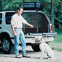SUV and Van Pet Barrier