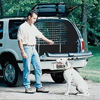vehicle pet barrier dog vehicle barrier suv and van vehicle pet barriers. Black Bedroom Furniture Sets. Home Design Ideas