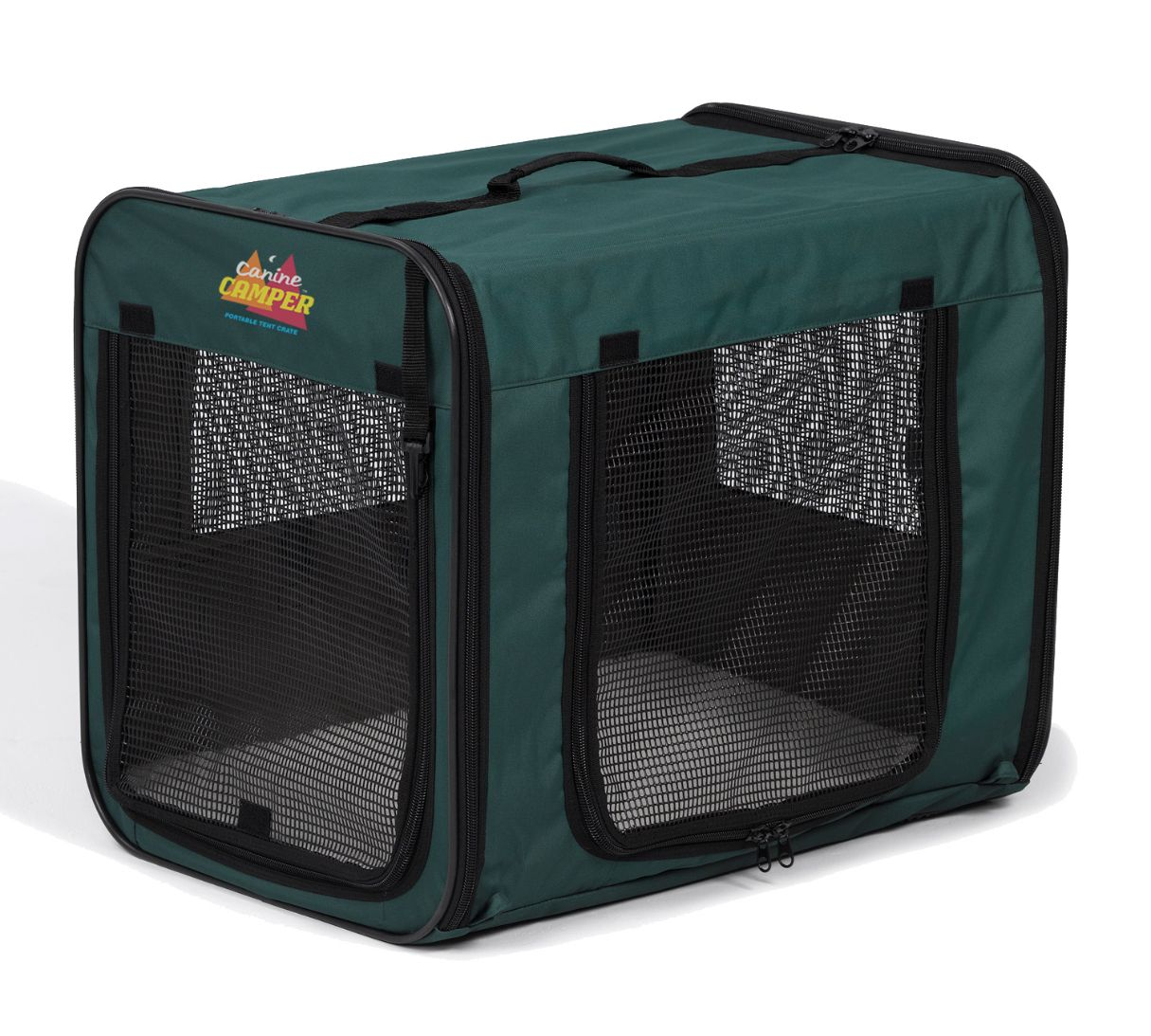 Midwest Canine Camper Soft Dog Crates Canine Camper Portable Pop