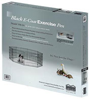 Midwest exercise pen packing crate