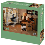 Midwest Bay Isle Dog Crate Packaging