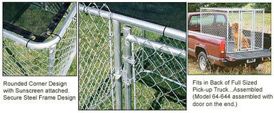 Midwest K9 Kennel Versatility