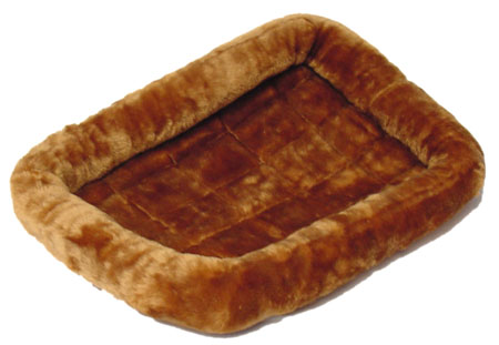 Midwest Quite Time Bed Cinnamon