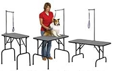 if you are a dog or cat groomer show your dogs or cats or just want great looking pets you should choose a midwest grooming table