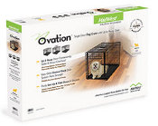 Ovation Dog Crate Packaging