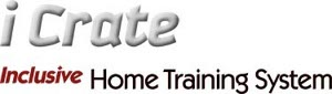 iCrate Single Door Inclusive Home Training System Logo